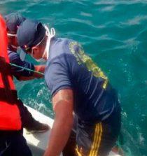 Chimbote: concluyó búsqueda de pescadores desaparecidos en mar 4