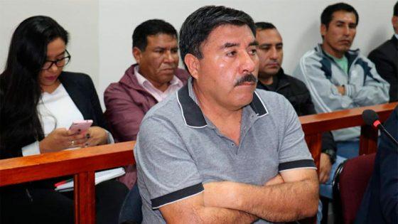 Juez Ordena Prisión A Excomisario De Cabana Por Recibir Coima De 100 Soles  | Bolognesi Noticias