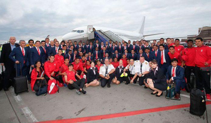 ¡Comienza el sueño! La selección peruana ya llegó a Rusia [FOTOS] 32