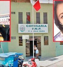Chimbote: Sub Oficial PNP fue detenido por golpear y secuestrar a ex enamorada 21