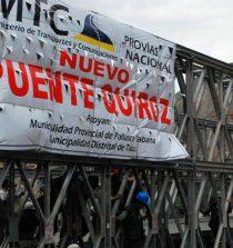 Áncash: Provías descentralizado colocará más de 50 puentes 21