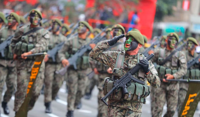 Gran Parada y Desfile Cívico Militar, tradición en Fiestas Patrias desde 1939 31