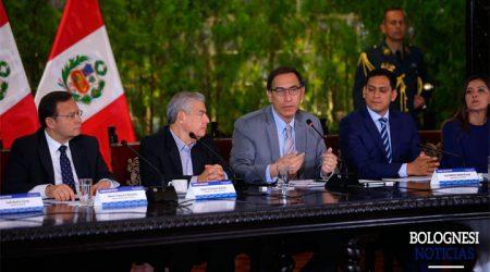Presidente Vizcarra inaugura hoy el VIII GORE-Ejecutivo en Palacio de Gobierno 2