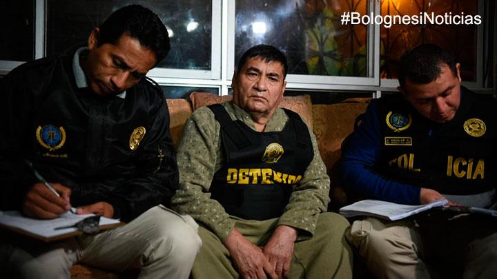 exalcalde del distrito de La Victoria, Elías Cuba, y su hijo, Moisés Cuba integraban la banda delincuencial en Lima, Perú.