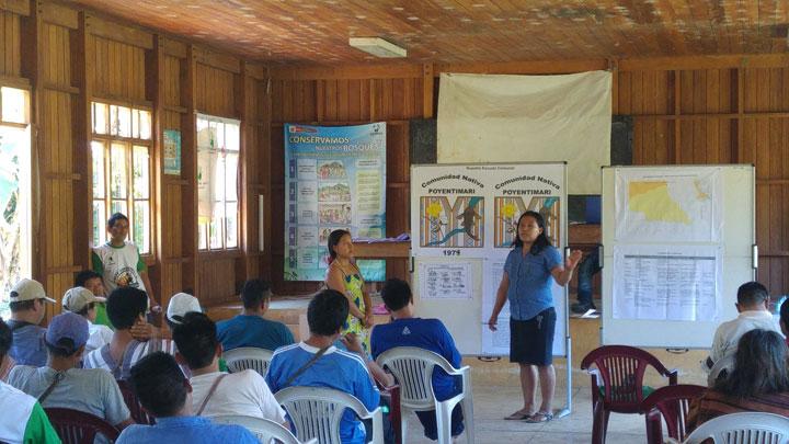SERNANP impulsa planes de vida en comunidades de áreas naturales protegidas 1