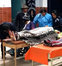 Vehículo cae a un abismo en la sierra de Áncash y mueren tres personas. 8