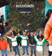 Alcalde de Pallasca Manuel Hidalgo regala cajitas de fósforos con su nombre y logo de partido, sin ser candidato 11