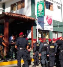 PNP con 1,790 efectivos para garantizar el orden en la sierra de Áncash por elecciones. 7