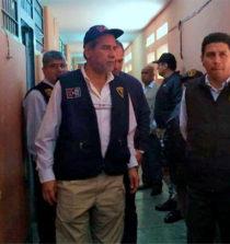 """Presidente del INPE inspeccionó penal de """"Cambio Puente"""" 6"""