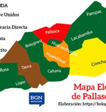 Así quedó el mapa electoral en Pallasca tras comicios del 2018 5