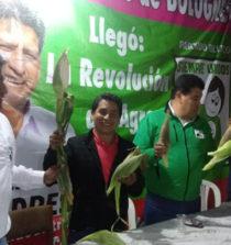 Martín Espinal ofrece 7000 mil puestos de trabajo para Pallasca