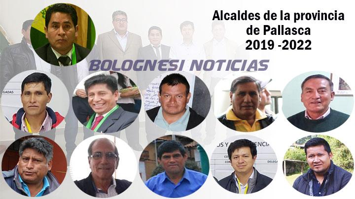 Aumentan sueldos a los alcaldes de Pallasca