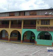 Sede de la Municipalidad distrital de Conchucos