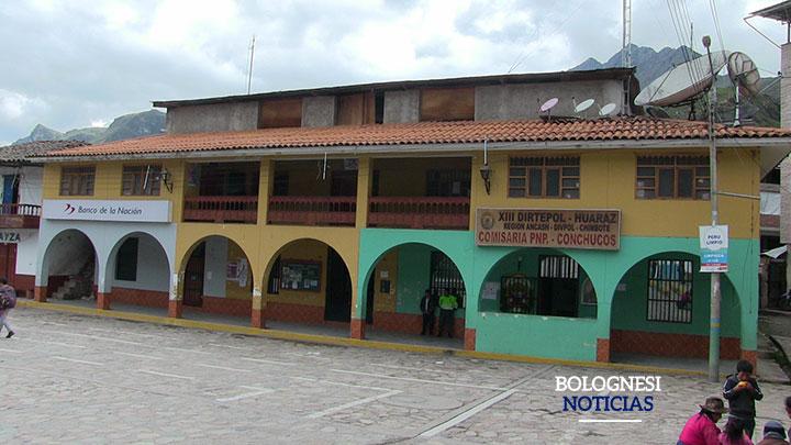 Municipalidad de Conchucos