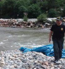 Huari: menor muere al caer al río Purhuay cuando pescaba truchas 4