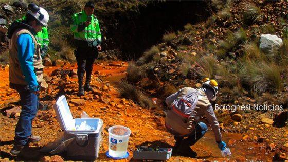 Pallasca: Por contaminación restringen uso de agua en Pampas - Bolognesi Noticias