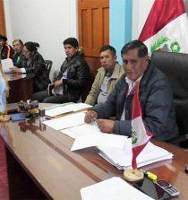 Contraloría investiga a la Municipalidad de Conchucos por contrataciones 1