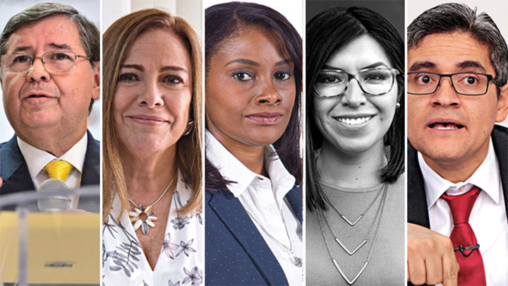 Las 5 principales figuras anticorrupción de América Latina 1
