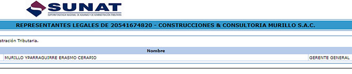 Asesor de la Municipalidad de Conchucos es gerente de constructora 2