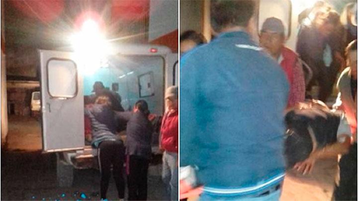 Áncash combi cae y deja 13 heridos en Sihuas