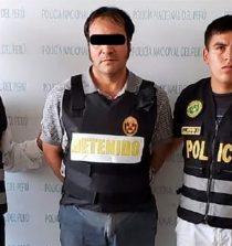 Áncash: Exalcalde de San Marcos fue capturado en Lima