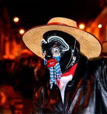 Los Negritos de Huallanca, homenaje al niño Jesús