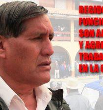 El alcalde de Conchucos debe deslindar con la violencia