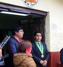Juez embarga casa del alcalde de Pallasca