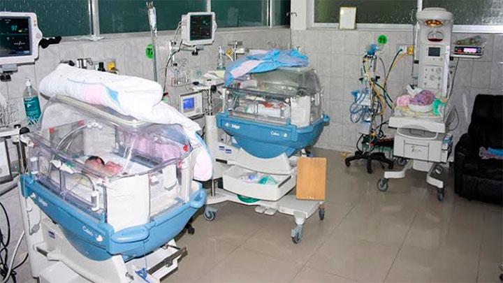 9 partos durante Navidad en el Hospital La Caleta de Chimbote