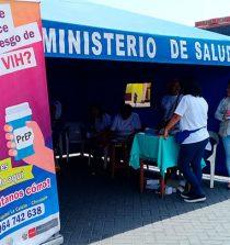 Chimbote aumentan casos de VIH