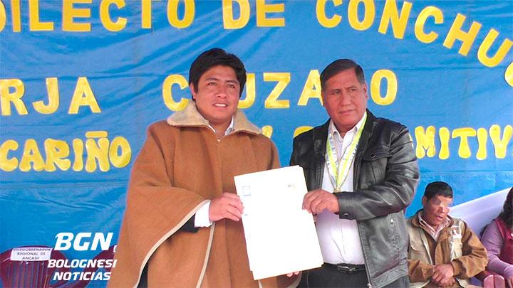 Comuna de Conchucos la más ineficiente en 2019