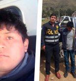 Policía capturó a sujeto que agredió salvajemente a una mujer