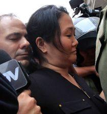 Keiko Fujimori volvió al penal de Chorrillos