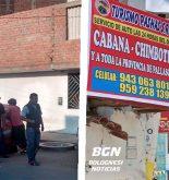 Cabana: colectiveros se quejan de empresa formal que cubre ruta a Chimbote