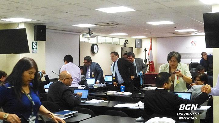 Más de 50 pasan a juicio oral por La Centralita