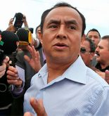 Gregorio Santos fue sentenciado e irá preso