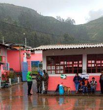 Pallasca: la jornada electoral marcada por el ausentismo de la ciudadanía