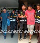 """Policía atrapa a """"Los Injertos de Conchucos"""""""