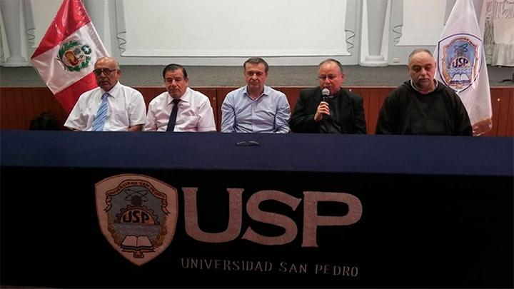 Universidad San Pedro anuncia fusión