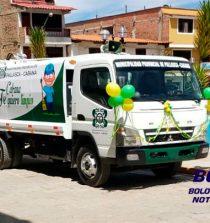 Municipalidad de Pallasca adquiere camioncito compactador