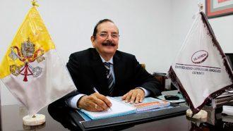 Rector de Uladech en la mira de la fiscalía