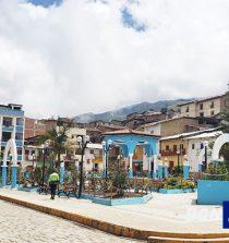 Pallasca: calles de Cabana lucieron más vacías