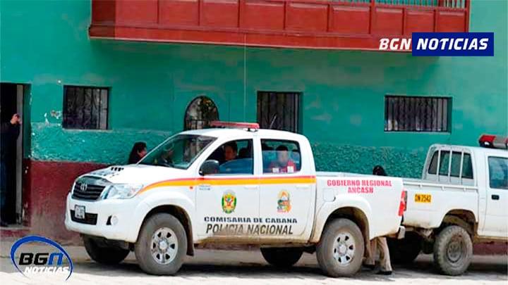 Áncash: 3 policías de Pallasca a prisión por libar licor en Estado de Emergencia