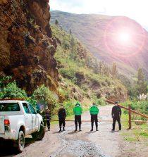 Alcaldes endurecen ingreso a Pallasca