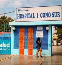 Chimbote: cierran Hospital I Essalud