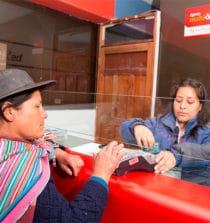 Beneficiarias de programas sociales también recibirán bono rural