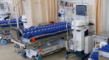 camas de hospitalziación