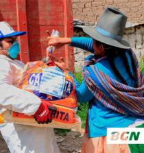 Huaraz: Contraloría detecta doble entrega de canastas familiares