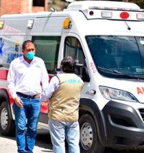 """""""Panorama"""" denuncia presuntas irregularidades en compra de ambulancias y equipos en GORE Áncash"""