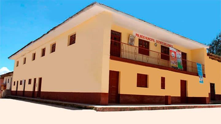 Municipalidad distrital de Bolognesi